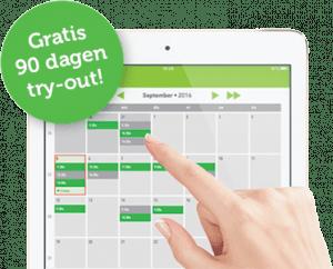 Vraag een gratis account voor 90 dagen - OurMeeting vergader app