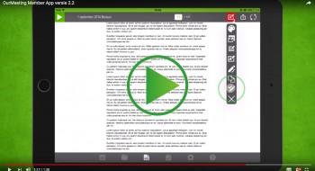 filmpje annotatiemodus screenshot