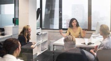 Voordelen voor deelnemers para OurMeeting papierloos vergaderen