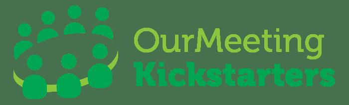 Kickstarters OurMeeting elke vergadering een inspirerende start logo
