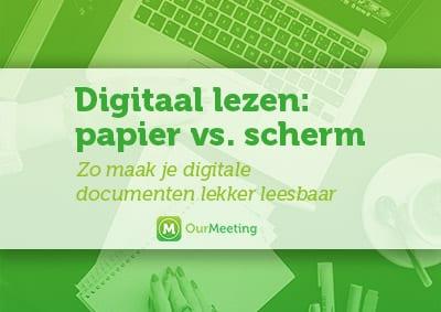 WP Digitaal lezen-papier vs scherm