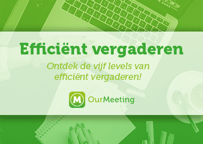 Whitepaper efficient vergaderen