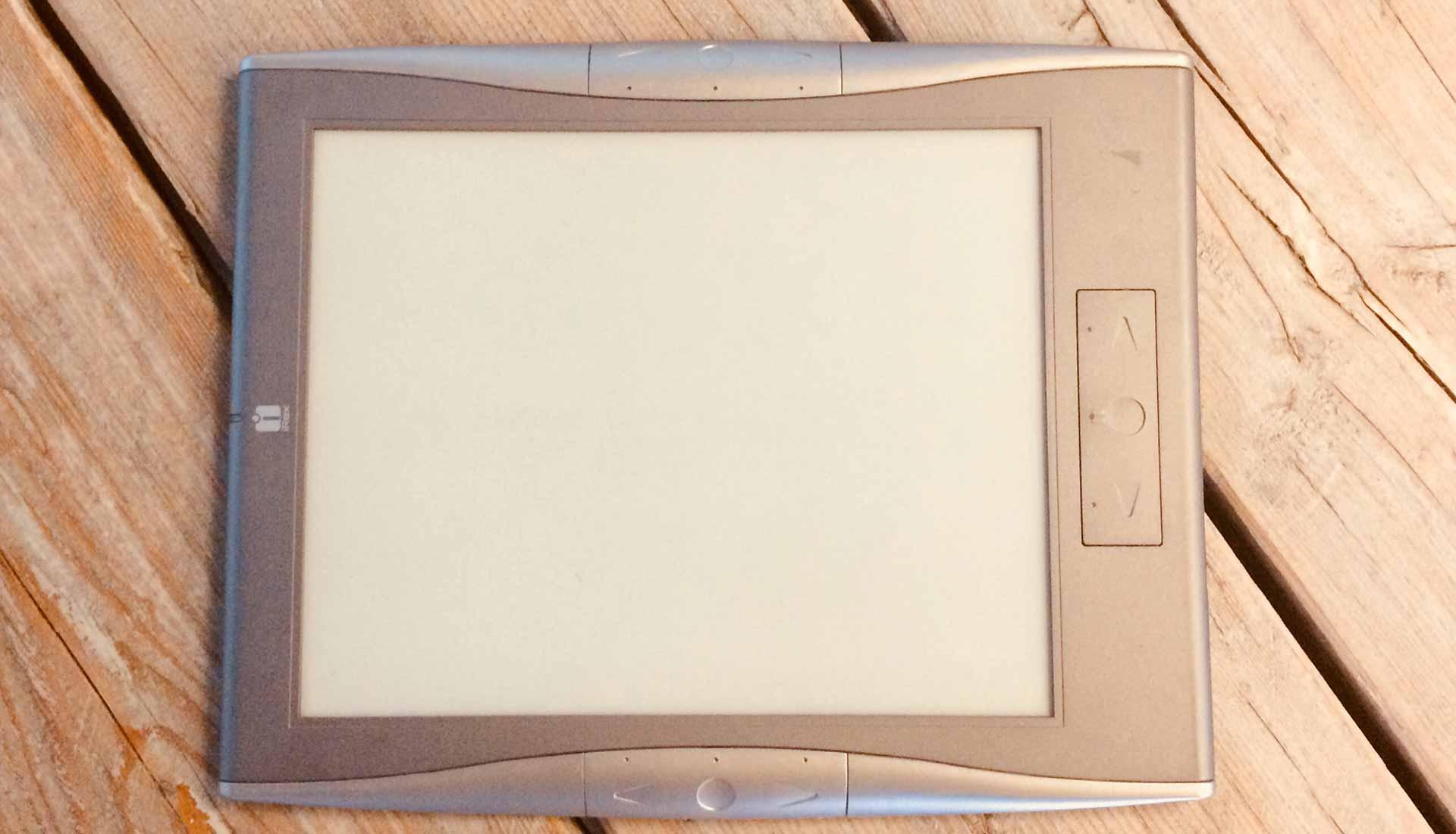 Ereader met e-Ink technologie - Lekker online lezen - OurMeeting
