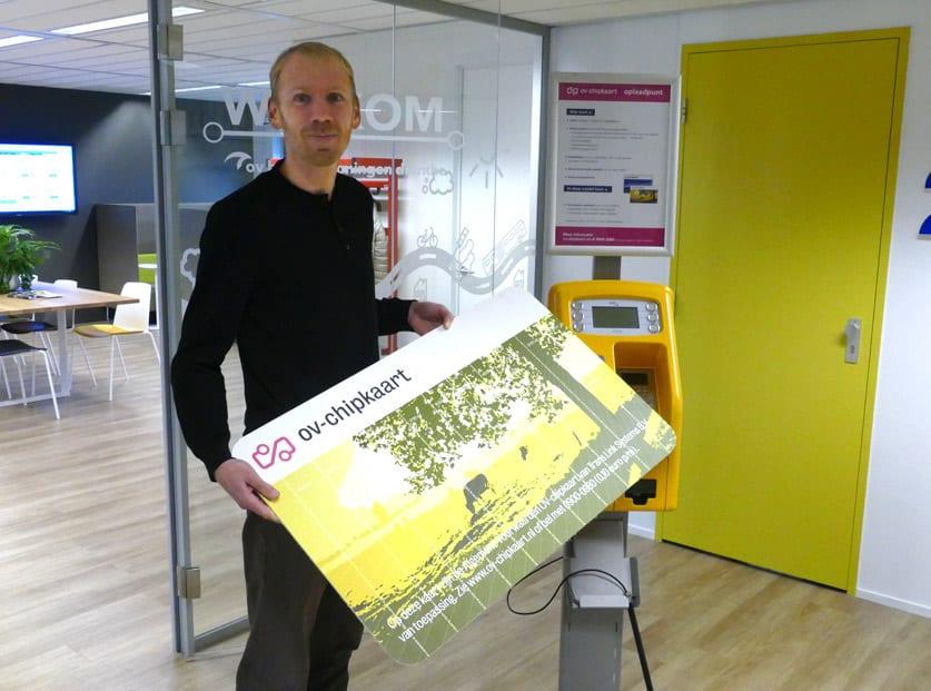 Stephan Metz OV-Bureau Groningen Drenthe klant van OurMeeting